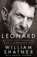 Leonard: My Fifty-Year Friendship with a Remarkable Man  (ExLib)