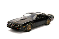 Jada 1:24 Hollywood Rides Smokey and the Bandit 1977 Pontiac Firebird Diecast