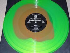 THE SLUMBER PARTY MASSACRE NEON PINK & GREEN LTD EDT 350 LP VINYL DEATH WALTZ