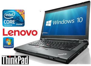 14'' LENOVO ThinkPad T420i: *Core i3-2310M 2.10GHz *6GB*500GB*Win10 *Office2019