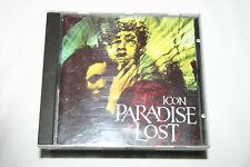 "Paradise Lost - ""Icon"" CD 1st Press 1993 no IFPI"