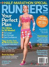 Runner's World Magazine: August 2011- Half Marathon Special