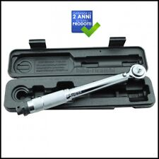 CHIAVE DINAMOMETRICA 13,6-108 Nm ATTACCO 3/8'' TORQUE WRENCH art. PL-57300