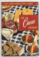 1956 The Cheese Cookbook from the Culinary Arts Institute of Chicago Illinois