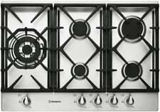 Westinghouse 75cm Stainless Steel Gas Cooktop WHG756SA