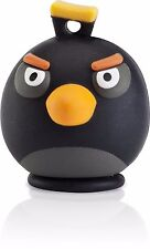 4 GB USB 2.0 Flash Drive Angry Bird Figure(Black) Figure