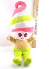Menchie's Plush Frozen Yogurt Stuffed Animal Toy Promo Plush 15'' Ice Cream Cone