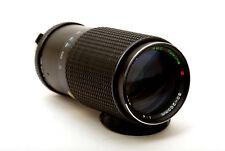 Tokina 4!!! 80-200 mm per Olympus OM to (NEX OMD NX)