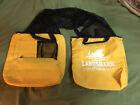LandShark Lager Beach Bag Backpack Vest Cloth & Mesh Pockets & Handles NEW!