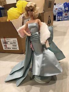 Vtg Silkstone Delphine Barbie Fashion Model Out Of Box