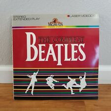 The Compleat Beatles Laserdisc LD