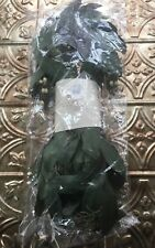 Pottery Barn Bay Leaf And Beaded Garland 5' New