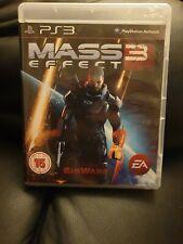 Mass Effect 3 (Sony PlayStation 3, 2012) - European Version