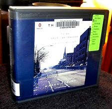 The Brothers Road to an American Tragedy by Gessen Unabridged CD Boston Marathon
