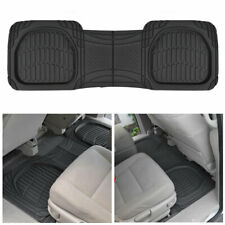 Car Floor Mats Motor Trend Heavy Duty Rubber Rear Liner Odorless Sedan Truck SUV