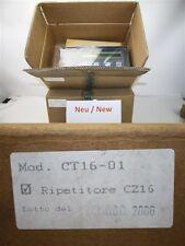 siemens Cerberus CT16-01 per Sistema antincendio centrale di allarme