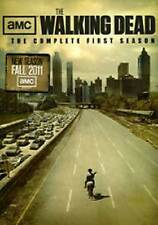 RARE-Walking Dead:- Complete First Season 1 (DVD,2-Disc Set) ANDREW LINCOLN- NEW