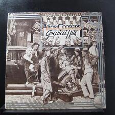 Alice Cooper - Alice Cooper's Greatest Hits LP VG+ W 2803 1974 USA Vinyl Record