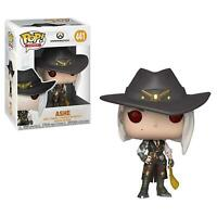 "OVERWATCH - ASHE 3.75"" POP VINYL FIGURE POP GAMES FUNKO 441 UK SELLER"