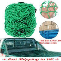 1.5m x 1.5m Large Heavy Duty Cargo Net Luggage Pickup Car Van Truck Trailer