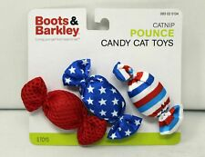 Boots & Barkley Americana Candies Cat Toy 3 Count