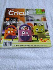 Cricut Magazine Oct 2011 Spooky Cute Halloween Ideas Baby Projects Arts & Crafts