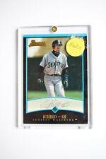 2001 Bowman ICHIRO SUZUKI MLB Rookie Card #BDP84