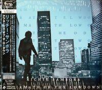 RICHIE SAMBORA-AFTERMATH OF THE LOWDOWN -JAPAN SHM-CD  BONUS TRACK F50