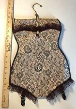 Vintage Hosiery Lingerie Bag
