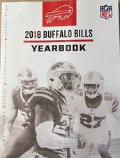 c4894e935 2018 BUFFALO BILLS YEARBOOK PROGRAM 2019 SUPER BOWL 53   NFL OFFICIAL ALLEN