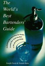The World's Best Bartenders' Guide-ExLibrary