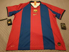 Nike FC Barcelona VaporKnit Match Shirt '98/99 XXL AQ9663-431 Limited Edition
