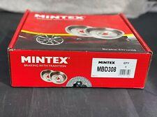 Mintex MBD308 Brake Drum