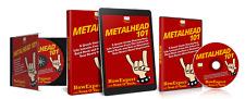 Metalhead 101 (Ebook + Audio + Online Video Course) - HowExpert