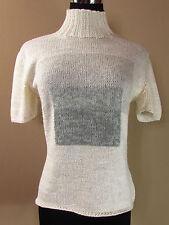 Geometrische Damen-Pullover aus Viskose