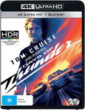 Days of Thunder 4k Ultra HD Blu-ray UHD Region B