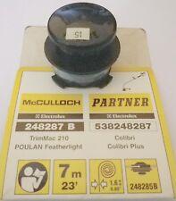 McCulloch rocchetto bobina filo 248287 B ricambio Trimmac 210 Lux Colibri Plus