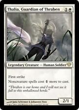 THALIA, GUARDIAN OF THRABEN Dark Ascension MTG White Creature—Human Soldier RARE