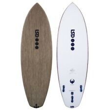 LSD Twinny Flax Surfboard FCSII
