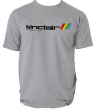 Sinclair ZX Spectrum  Mens Retro T Shirt 80's Video Game Atari Commodore pc
