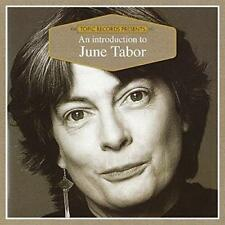 June Tabor - An Introduction To June Tabor (NEW CD)