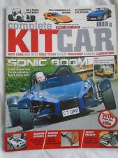 Complete Kitcar Sep 2011 Sonic, MNR Vortx, 355 replica