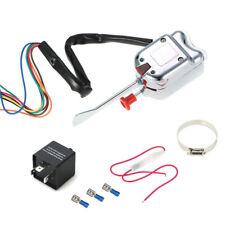 For ATV UTV Golf Cart Universal Turn Signal Lever Switch w/4-way Hazard Flasher