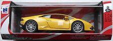 NewRay - Lamborghini Huracán LP 610-4 gelb 1:24 Neu/OVP Modellauto