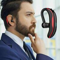 Wireless Headset Bluetooth Handsfree Stereo Headphones In Ear Earpiece 2019NEW