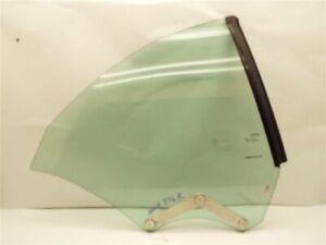 Passenger Right Quarter Glass Convertible Fits 11-14 200 195763