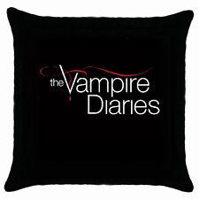 Vampire Diaries American Drama TV Series #B01 Throw Pillow Cushion Case