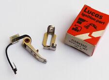 Genuine (NOS) Lucas DSB635C Ignition Points Set, Renault 14, Femsa Distributor