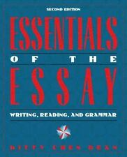 Essentials of the Essay: Writing, Reading, and Grammar (2nd Edition)-ExLibrary