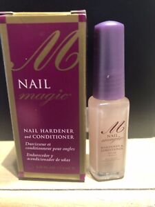 Nail Magic 7.4ml/0.25fl.oz boxed and new with instructions hardener conditioner